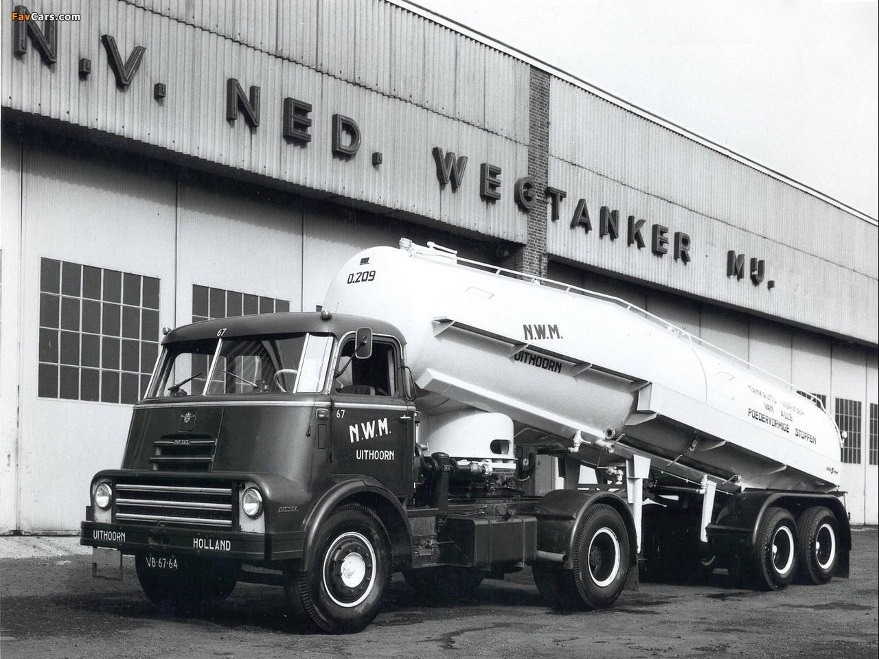 DAF 2000 DO Tractor 1957–65 photos (1280 x 960)
