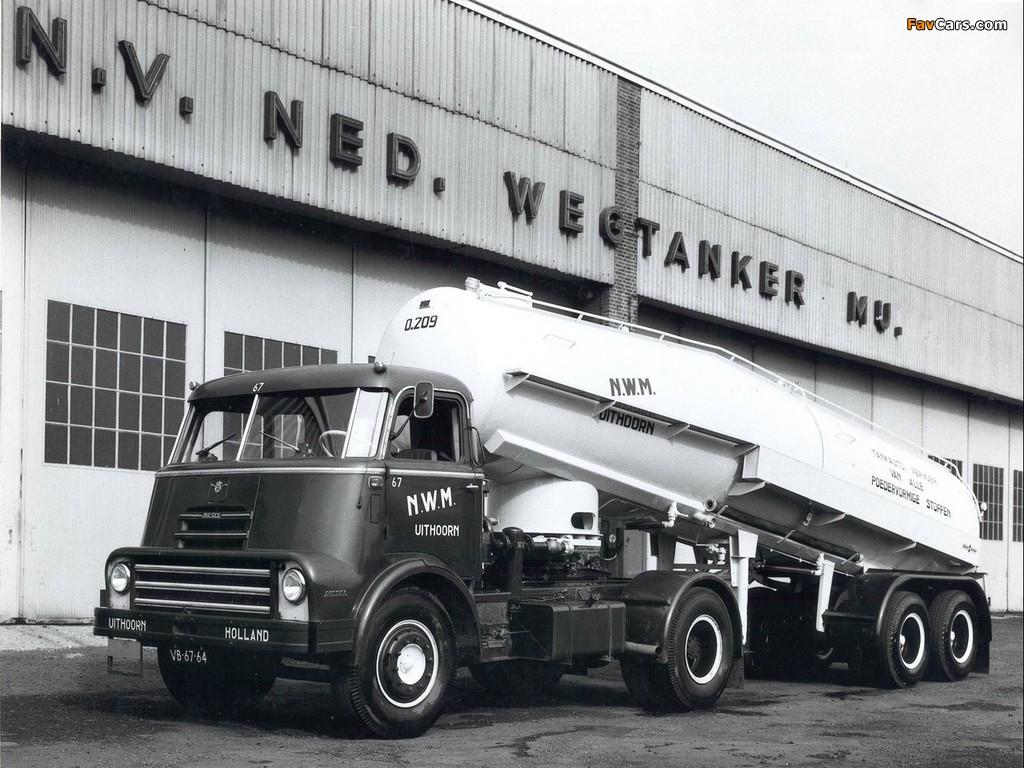 DAF 2000 DO Tractor 1957–65 photos (1024 x 768)