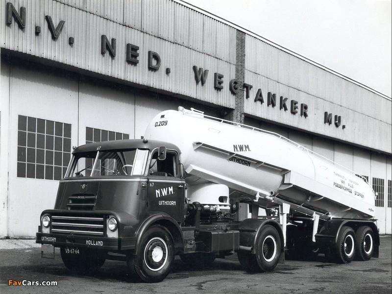 DAF 2000 DO Tractor 1957–65 photos (800 x 600)