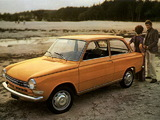 Pictures of DAF 55 2-door Saloon 1967–72