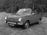 Pictures of DAF 55 Coupe 1968–72