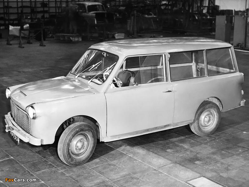 DAF 600 Junior Concept 1956 photos (800 x 600)