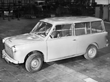 DAF 600 Junior Concept 1956 photos