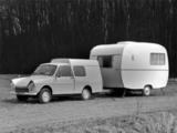 DAF 600 Combi 1958–63 photos