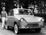 Pictures of DAF 600 1958–63