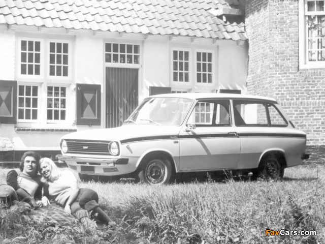 Photos of DAF 66 Marathon 1300 Combi 1973–75 (640 x 480)