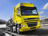 DAF CF85.410 6x2 FTP Space Cab 2006–13 wallpapers