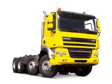 DAF CF85.460 8x4 FAD Day Cab Chassis 2006–13 wallpapers