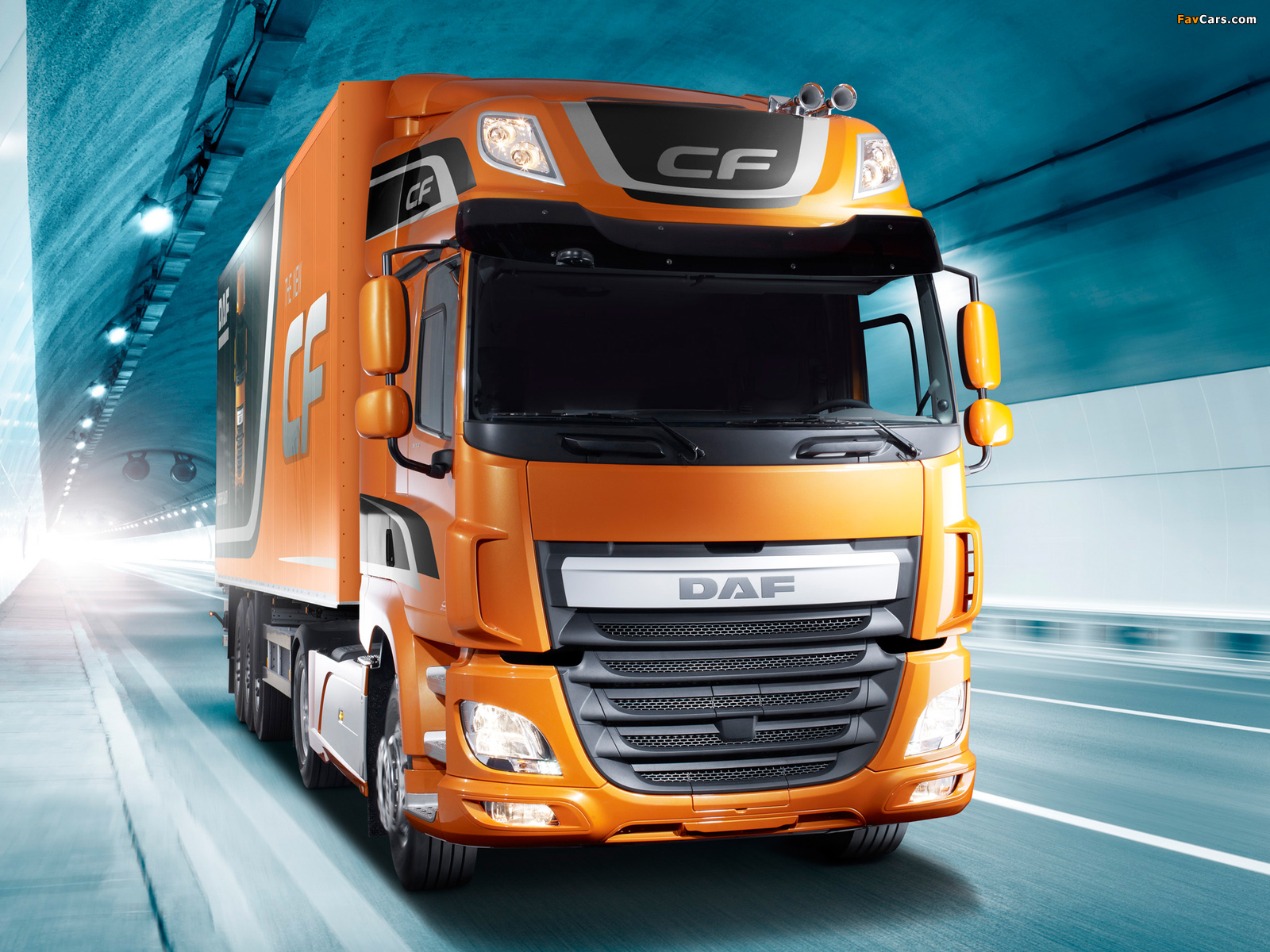 Images of DAF CF 510 4x2 FT Space Cab 2013 (1600 x 1200)