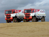 Photos of DAF CF Rally Truck 2002–06