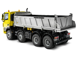 DAF CF85.460 8x4 FAD Day Cab Tipper 2006–13 wallpapers