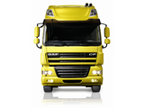 DAF CF85.510 4x2 FT Space Cab 2006–13 wallpapers