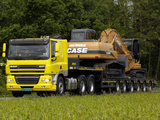 DAF CF85 6x4 FTT Sleeper Cab 2006–13 wallpapers