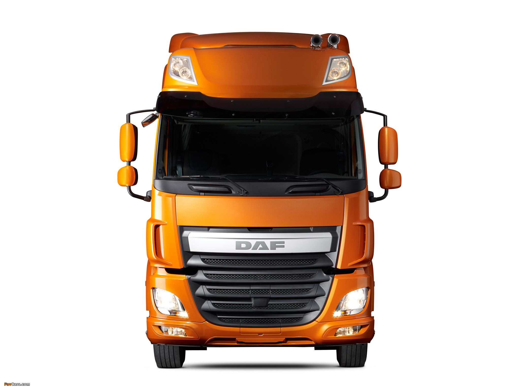 DAF CF 510 4x2 FT Space Cab 2013 wallpapers (2048 x 1536)