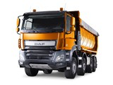 DAF CF 460 8x4 FAD Day Cab Tipper 2013 wallpapers