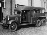 Chevrolet Model QD 6x4 1935 wallpapers