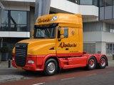 De Burgh DAF XT 2011 pictures