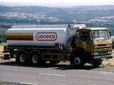 DAF FA2100 6x4 Tanker UK-spec 1982–86 wallpapers