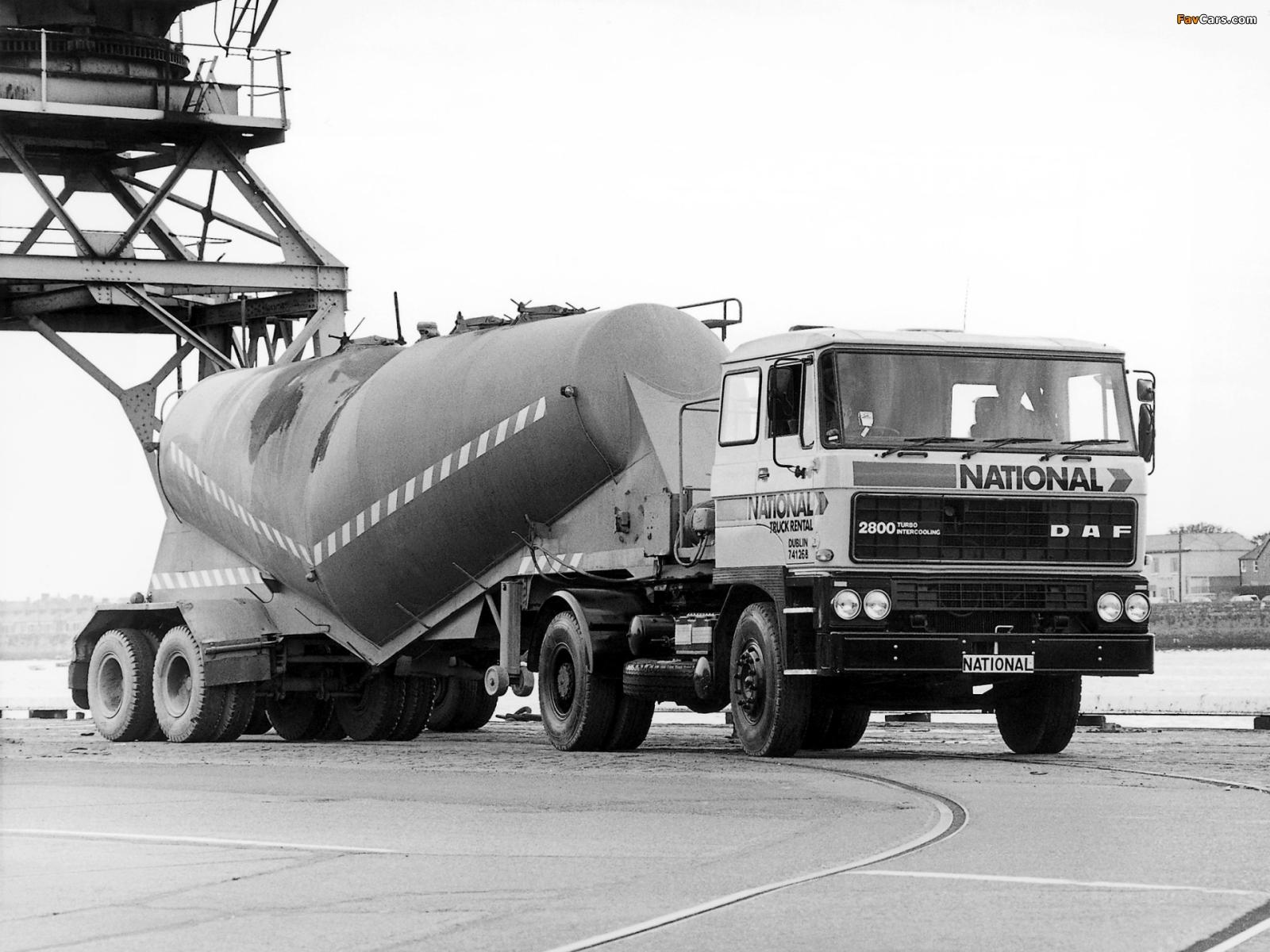DAF FT2800 1982–86 images (1600 x 1200)
