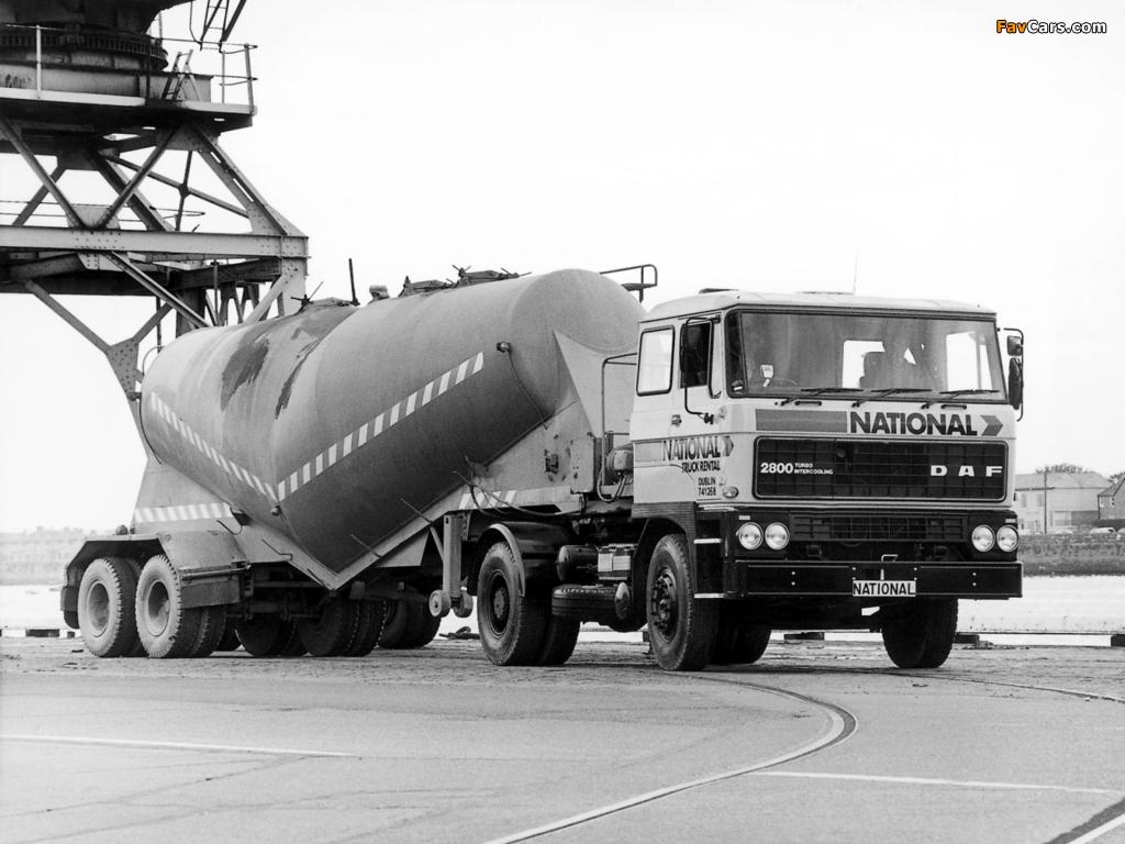 DAF FT2800 1982–86 images (1024 x 768)