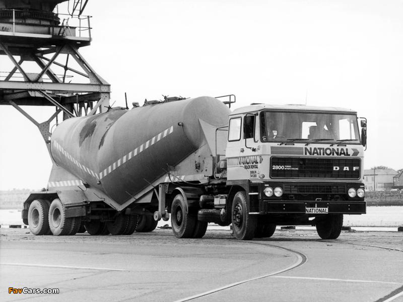 DAF FT2800 1982–86 images (800 x 600)