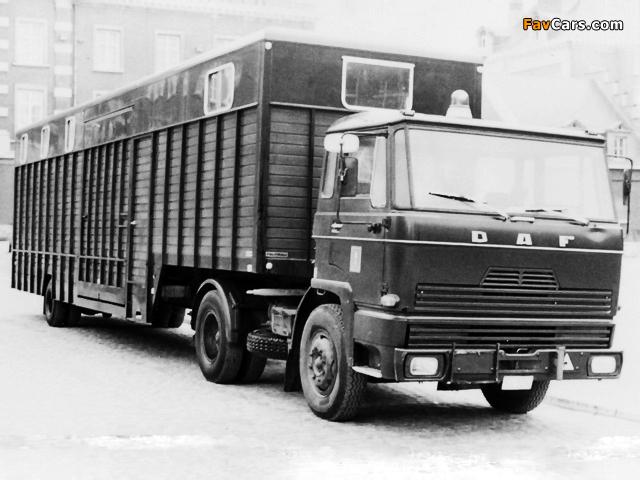 Images of DAF FT1600 1970–82 (640 x 480)