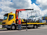 DAF LF45 4x2 FA Day Cab Crane 2006–13 wallpapers
