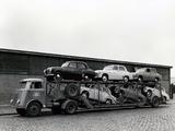 DAF T60 1949–55 photos