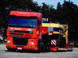 DAF XF95FTM 2002–06 pictures