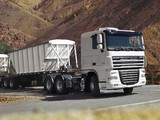 DAF XF105 6x4 FTT Sleeper Cab 2006–12 photos