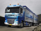 DAF XF105 6x2 2006 pictures