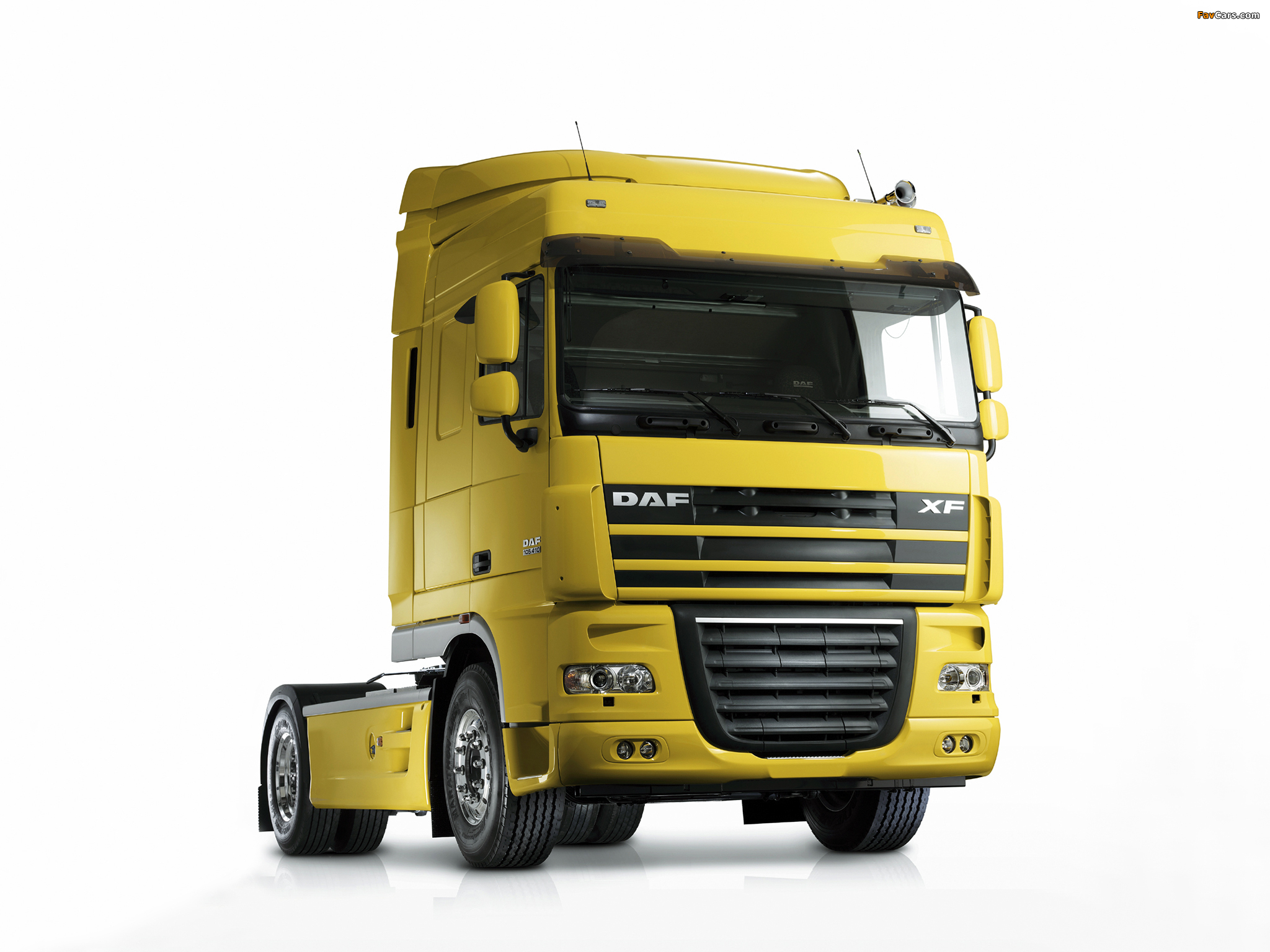 DAF XF105 2006 wallpapers (2048 x 1536)
