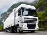 DAF XF105 4x2 FT Super Space Cab 2006–12 wallpapers