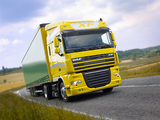 DAF XF105 4x2 FT Space Cab 2006–12 wallpapers