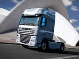 DAF XF105 Blue Edition 2010 images