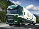 Images of DAF XF105 4x2 FA Super Space Cab 2006–12