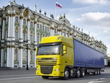Images of DAF XF105 6x2 FTG Super Space Cab 2006–12