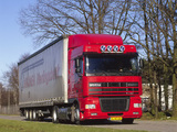 Pictures of DAF 95XF 4x2 FT Space Cab 1997–2002