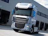 DAF XF105 Blue Edition 2010 wallpapers