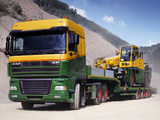 DAF XF95 6x4 2002–06 wallpapers