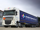 DAF XF105 6x2 FTG Super Space Cab UK-spec 2006–12 wallpapers