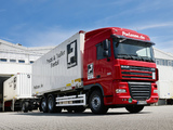 DAF XF105 6x2 FAS Space Cab 2006–12 wallpapers