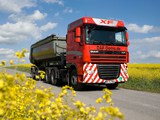 DAF XF105 6x4 FTT Space Cab 2006–12 wallpapers