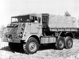 Photos of DAF YA616 1959–69