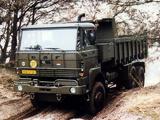 Photos of DAF YA4440 6x4 Tipper 1978