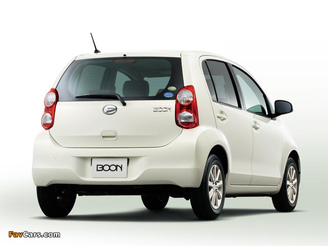 Daihatsu Boon 2010–14 images (640 x 480)