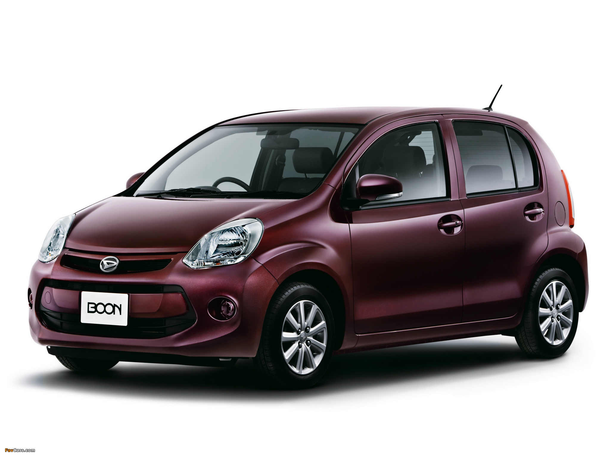 Photos of Daihatsu Boon 2014 (2048 x 1536)