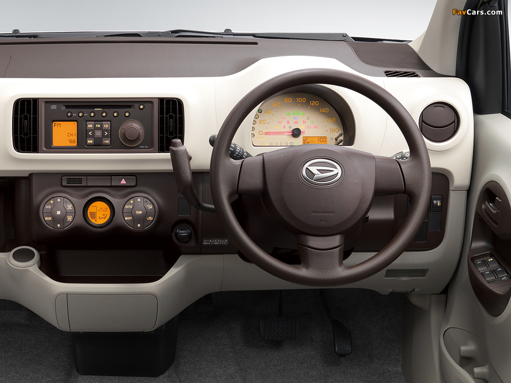 Pictures of Daihatsu Boon 2010–14 (1024 x 768)