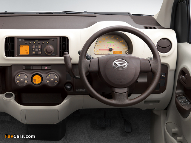 Pictures of Daihatsu Boon 2010–14 (640 x 480)