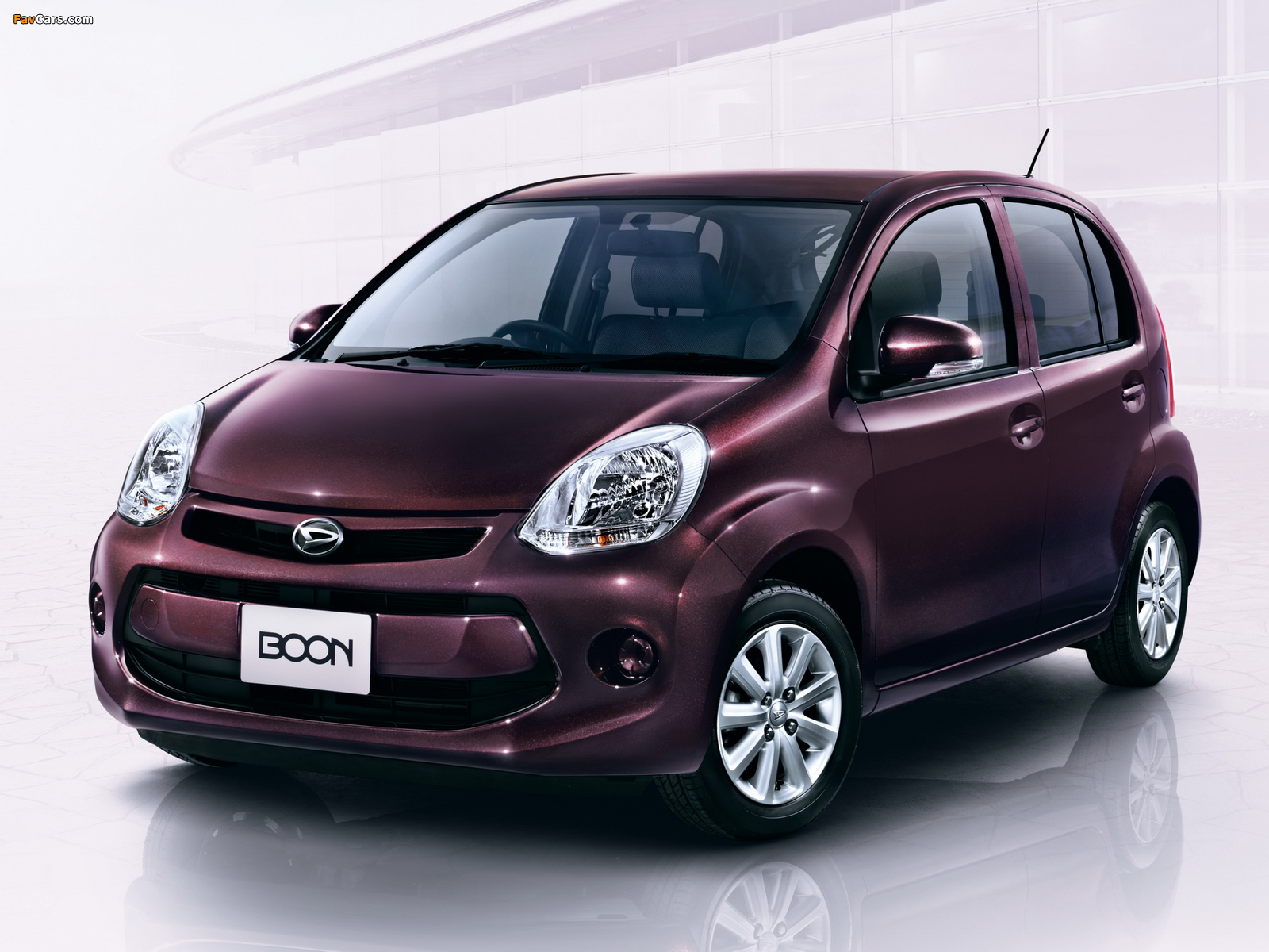 Daihatsu Boon 2014 wallpapers (1600 x 1200)